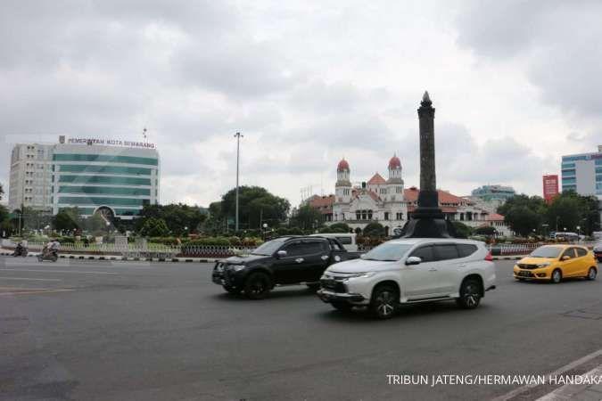 Cuaca hari ini di Jawa dan Bali: Semarang berawan, Surabaya cerah dan hujan ringan