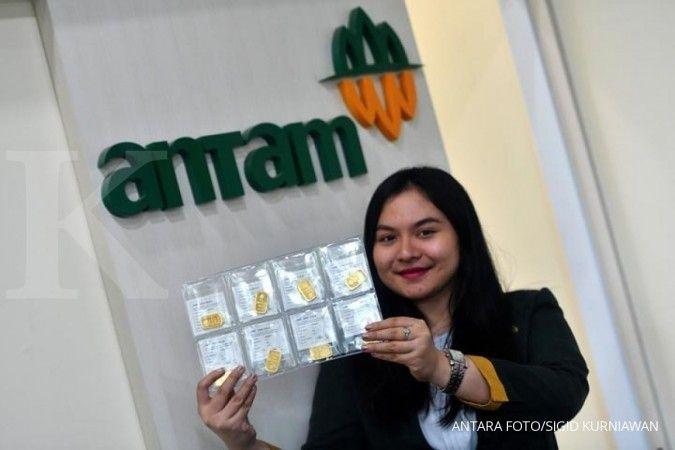 Aneka Tambang (ANTM) alokasikan 35% dari laba bersih sebagai dividen - Investasi Kontan