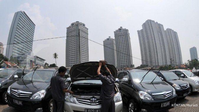 Lelang mobil Innova dari Bank Indonesia, ada tiga unit hanya Rp 70 jutaan