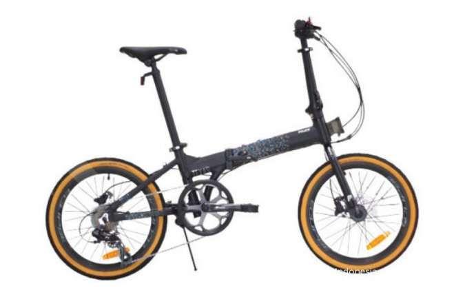 Gres dan makin keren! Ini harga sepeda lipat New Police Texas 2022