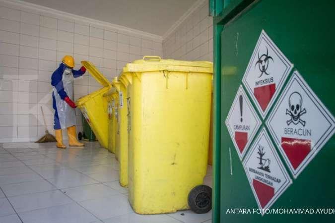 Pemerintah relaksasi izin dan bangun fasilitas pemusnah limbah medis Covid-19