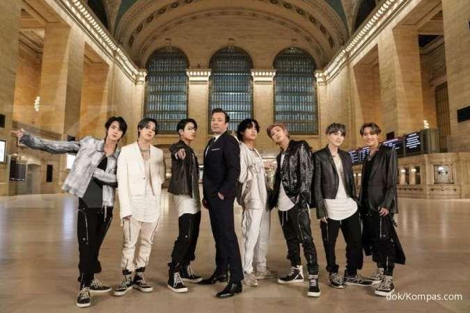 BTS dan KCON bakal gelar live concert secara online, catat jadwalnya