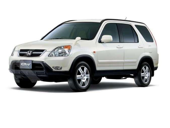 Harga mobil bekas Honda CR-V kini mulai Rp 70 jutaan, bisa dapat generasi ini