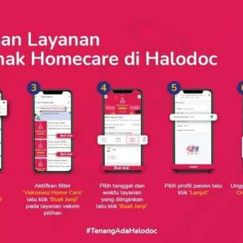 Halodoc Hadirkan Sejumlah Inovasi, Respon Kebutuhan Kesehatan Masyarakat di PPKM Level 4