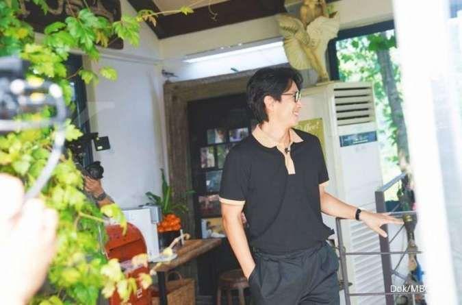 Lee Sun Gyun yang kini populer di film Parasite adalah salah satu pemeran Coffee Prince.