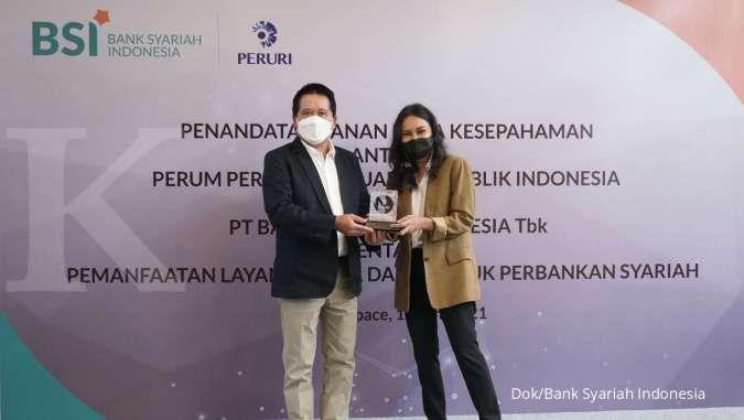 BSI gandeng Peruri dalam pengembangan ekonomi syariah di Indonesia
