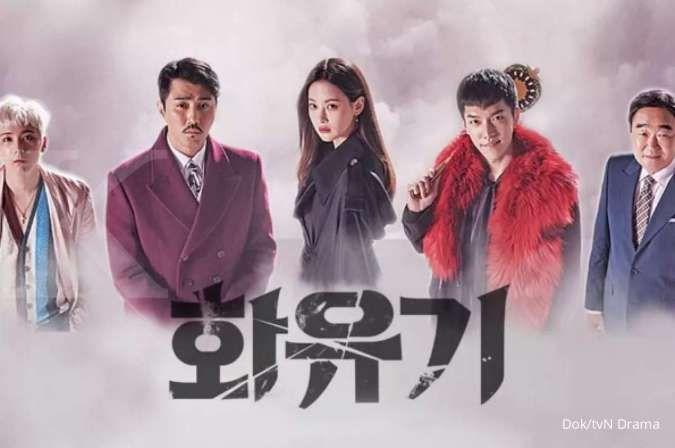Hwayugi, drama Korea di Viu bulan September