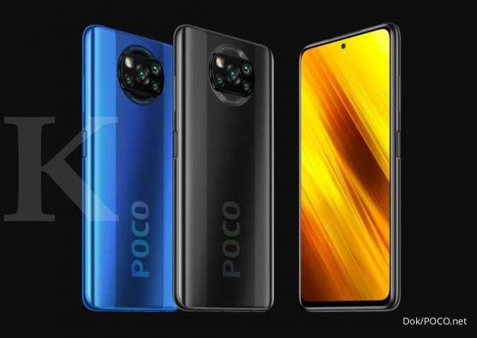 Segera rilis di Indonesia, mari intip spesifikasi dan harga POCO X3 NFC