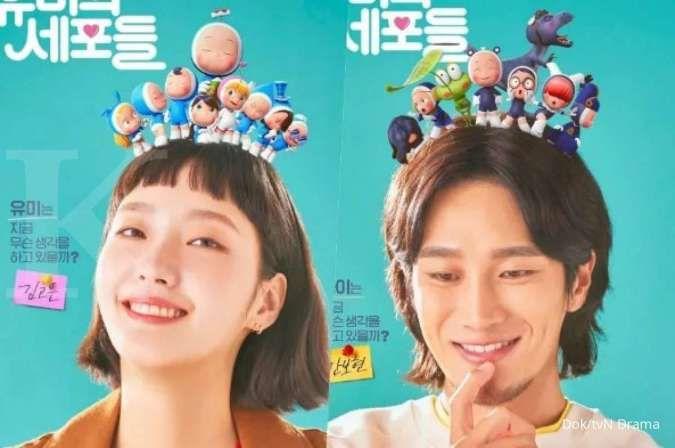 Drama Korea terbaru romantis komedi Yumi's Cells