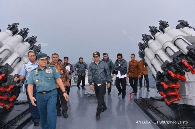 Anggaran pertahanan jumbo sebesar Rp 1.700 triliun belum dibahas, ini kata DPR