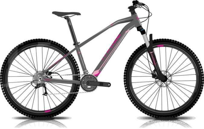 Pendatang baru, ini harga sepeda gunung Thrill Vanquish 4.0 26