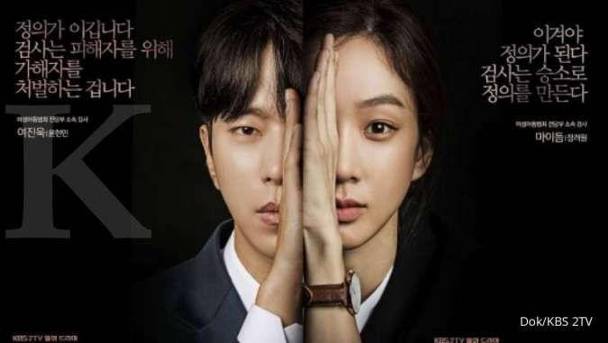 Witch At Court, drama Korea yang terbaru di Netflix bulan September 2021.