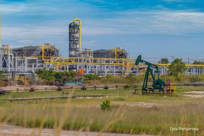 Chevron Pacific Indonesia (CPI) mengebor sumur ke-100 di wilayah kerja Rokan