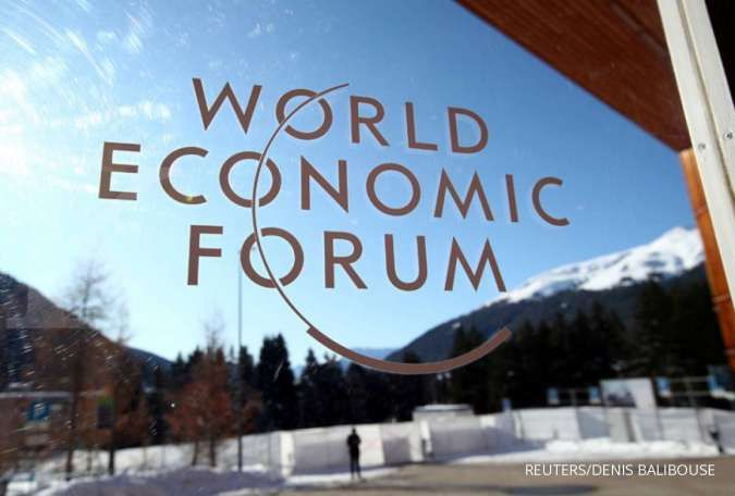 Pertemuan Forum Ekonomi Dunia di Singapura ditiadakan, ini penyebabnya