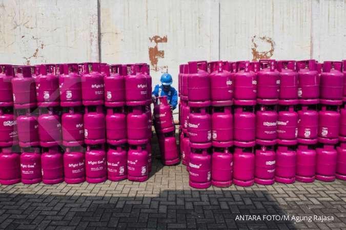 Tukar gas elpiji 12 kg ke Bright Gas dikenakan biaya? Ini jawaban Pertamina