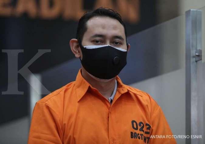 Polri tetapkan tujuh tersangka dalam kasus suap di Pemkab Nganjuk