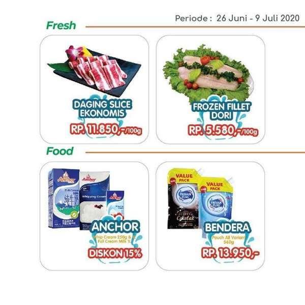 Promo serba hemat di Yogya Supermarket, cuma sampai 9 Juli 2020