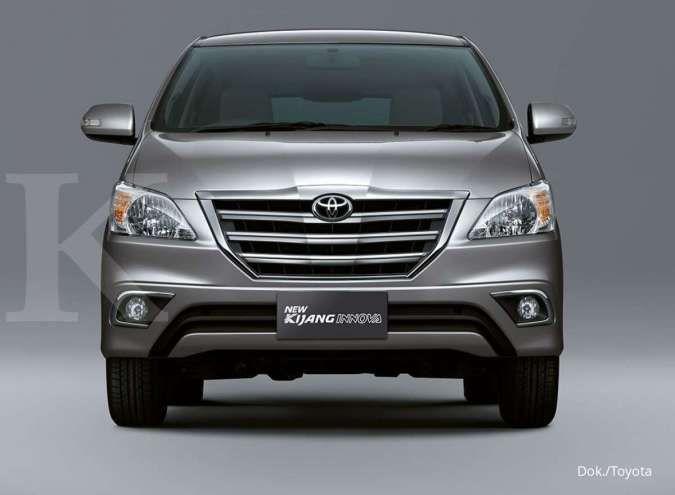Lelang mobil sitaan pajak harga Rp 120 jutaan, ada Innova & Rush