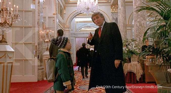 Macaulay Culkin mendukung dihapusnya Donald Trump dari adegan film Home Alone 2: Lost in New York.