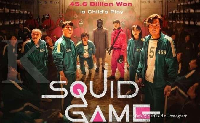 Drama Korea terbaru Squid Game di Netflix