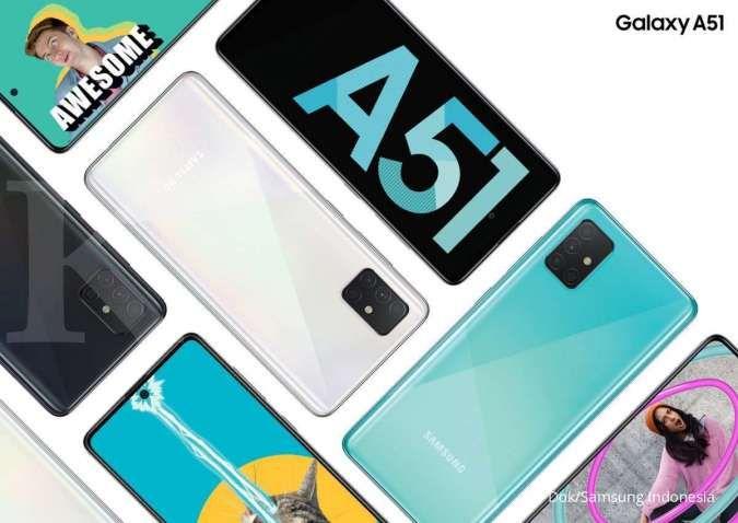 Daftar Harga Hp Samsung A51 Terbaru Ram 8gb Hanya Rp 4 Jutaan