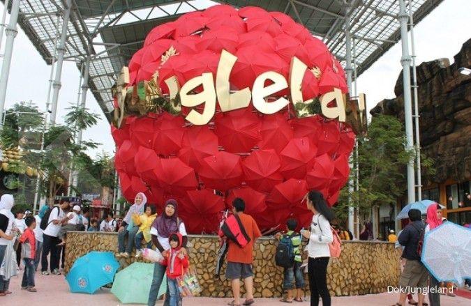 PT Graha Andrasentra Propertindo, pengelola kawasan wisata wahana permainan Jungle Land atau Jungleland Adventure Theme Park, akan melepas 2,3 miliar saham baru dalam Penawaran Perdana Saham alias Initial Public Offering (IPO).