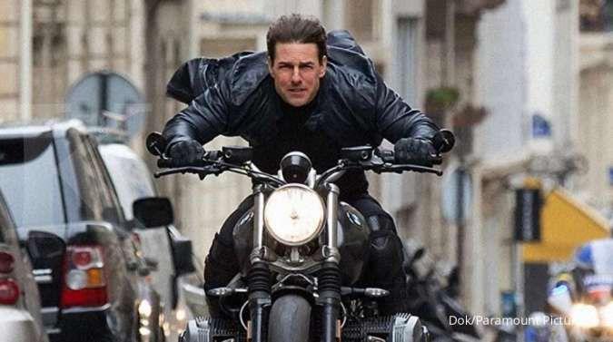 Film Mission: Impossible 7 yang dibintangi Tom Cruise hentikan syuting sementara