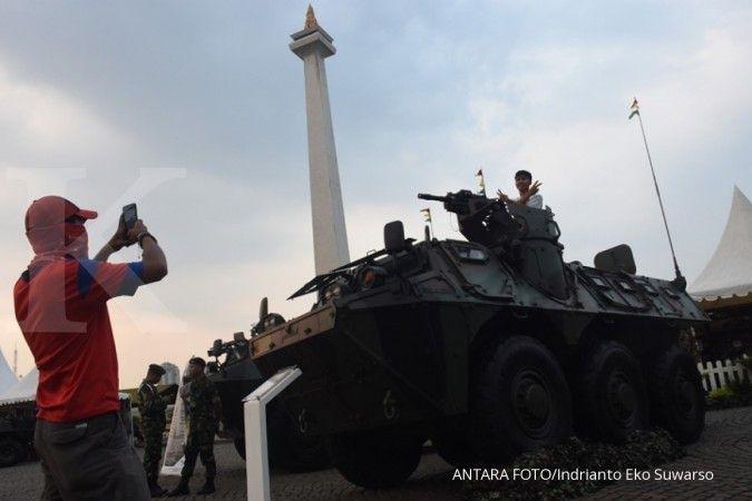 Berikut deretan produk Pindad yang mendunia, mulai senjata hingga kendaraan taktis