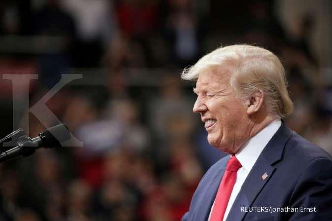 Iran: Trump takut perang karena takut kalah pemilu
