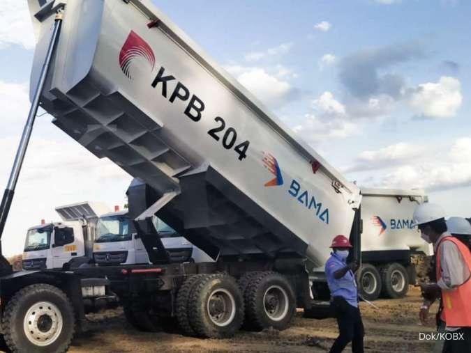 Kinerja membaik, Kobexindo Tractors (KOBX) bidik pendapatan US$ 71 juta di tahun ini