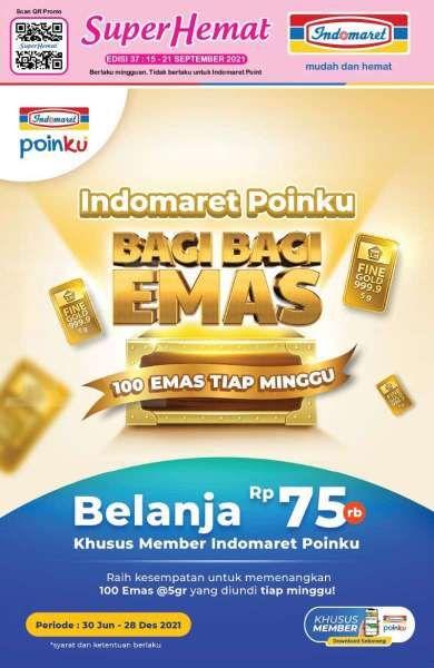 Promo Indomaret Super Hemat 15-21 September 2021