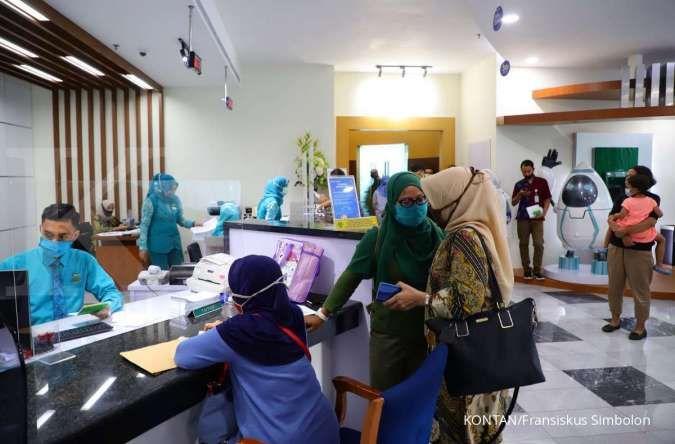 Bunga deposito terbaru bank: Bunga KB Bukopin dan Bank Mayora paling tinggi
