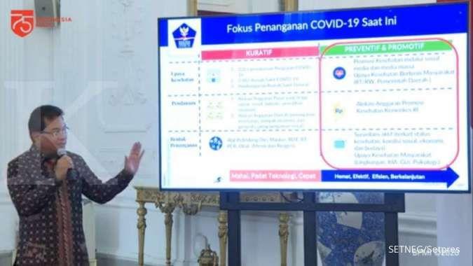 Wiku Adisasmito jadi Jubir Penanganan Covid-19 gantikan Achmad Yurianto