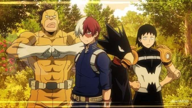 Anime My Hero Academia bakal tayang Sabtu depan di RTV