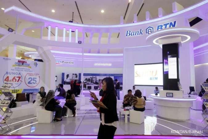 Begini strategi Bank BTN untuk menggenjot kredit sampai akhir tahun nanti