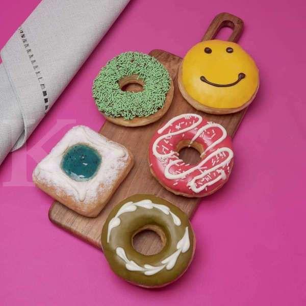 Promo Dunkin Donuts 10 April 2021, 18 donat hanya Rp 100.000 saja!