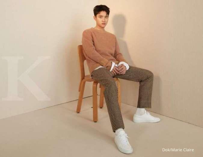 Adaptasi Secret dari Taiwan, D.O. EXO jadi aktor utama film Korea terbaru