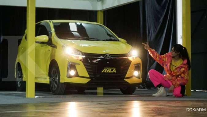 Mobil Ayla di Jakarta diskon hingga Rp 15 juta, jangan dilewatkan!