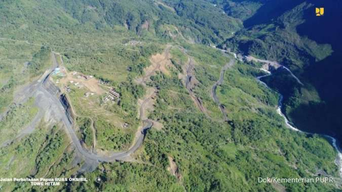 Kementerian PUPR percepat pembangunan infrastruktur di Papua dan Papua Barat
