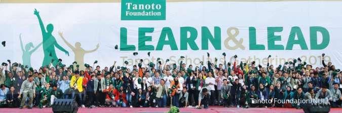 Beasiswa S1 Tanoto Foundation