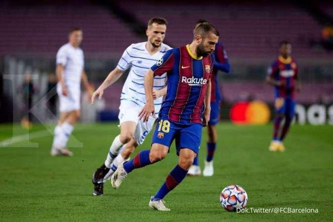 Liga Champions Dynamo Kyiv vs Barcelona: Skuad sama-sama jauh dari kekuatan penuh