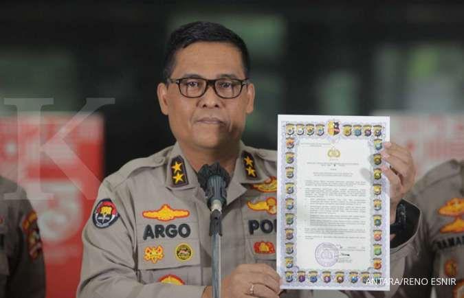 Polri bentuk tim khusus buntut tewasnya anggota Laskar FPI dinyatakan pelanggaran HAM