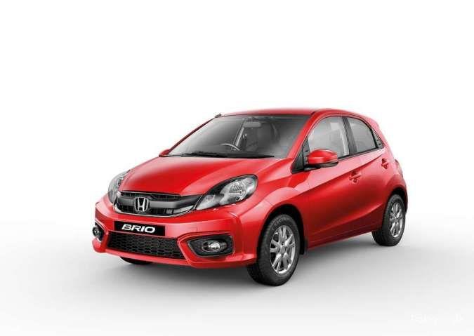 Murah meriah, ini harga mobil bekas Honda Brio Satya generasi kedua per Juli 2021