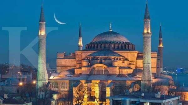 Resmi, Hagia Sophia di Turki akan kembali berfungsi sebagai masjid