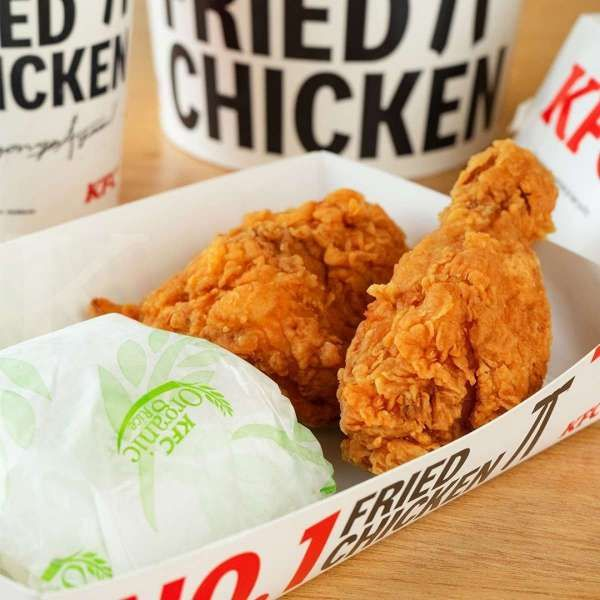 5 Potong ayam dan 3 nasi bayar Rp 68.182 di promo KFC 13 Maret 2021!