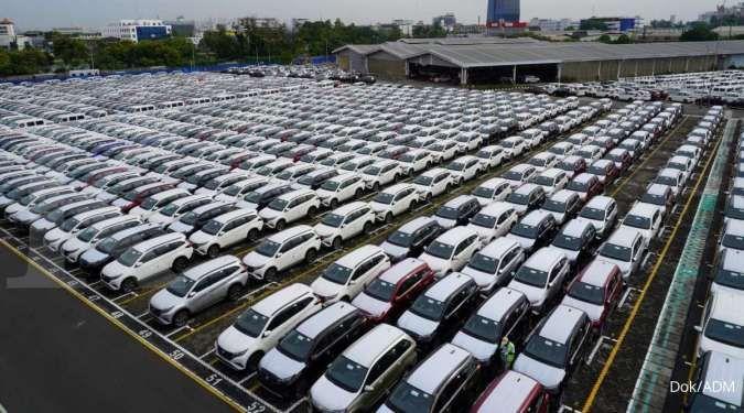 Penjualan mobil hingga harga komoditas buat prospek Astra International (ASII) cerah