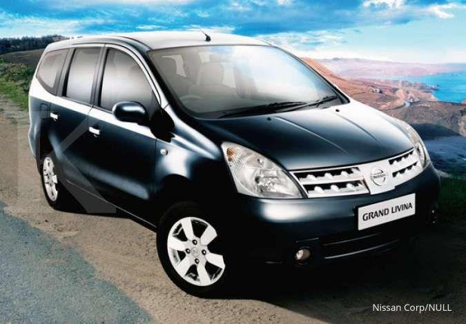 Nissan Grand Livina generasi pertama kian murah, harga mobil bekas mulai Rp 60 juta