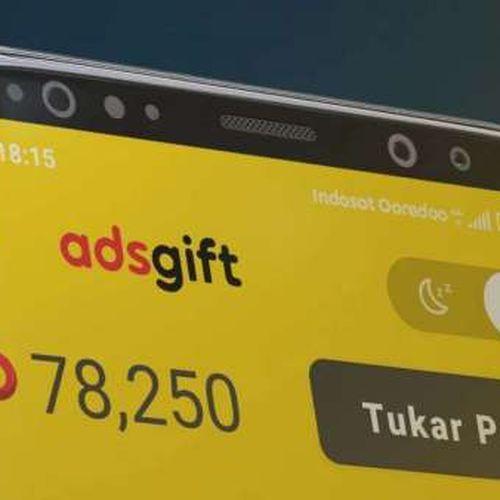 Indosat Ooredoo dan Play2Pay Inc Luncurkan Adsgift