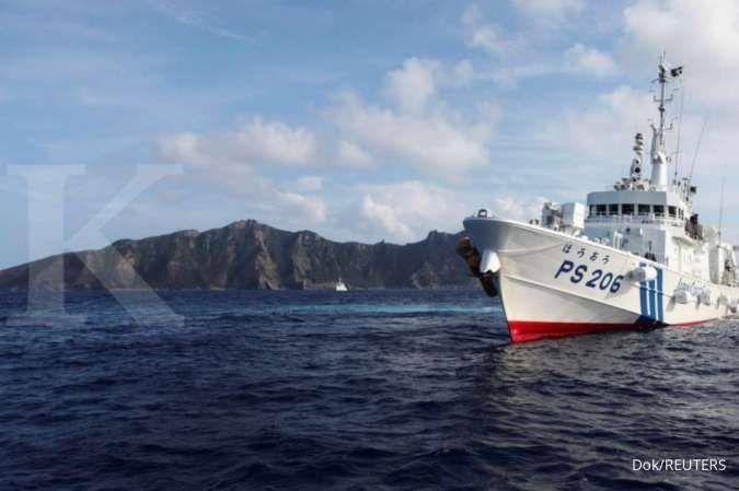 China nyalakan lonceng peringatan kepada Jepang dan AS lewat 2 kapal perang!