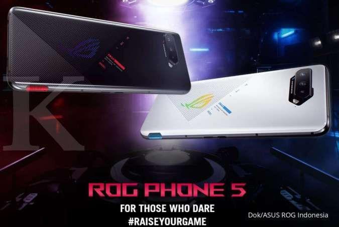 Spesifikasi ASUS ROG Phone 5